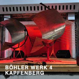 Böhler Edelstahl Werk 4 Kapfenberg
