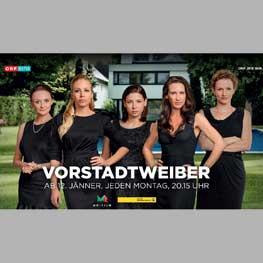 ORF Präsentation der Serie