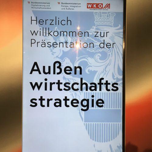 Neue Außenwirtschaftsstrategie